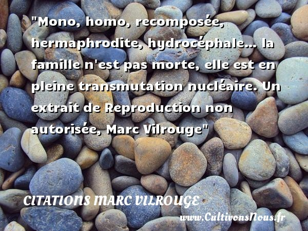 citations marc vilrouge