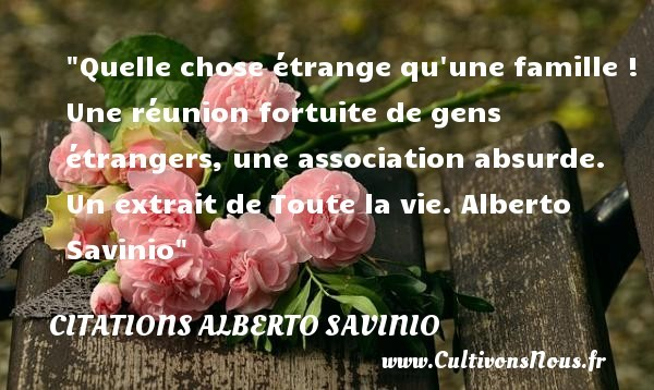 citations alberto savinio