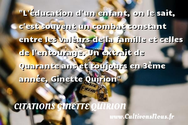 citations ginette quirion