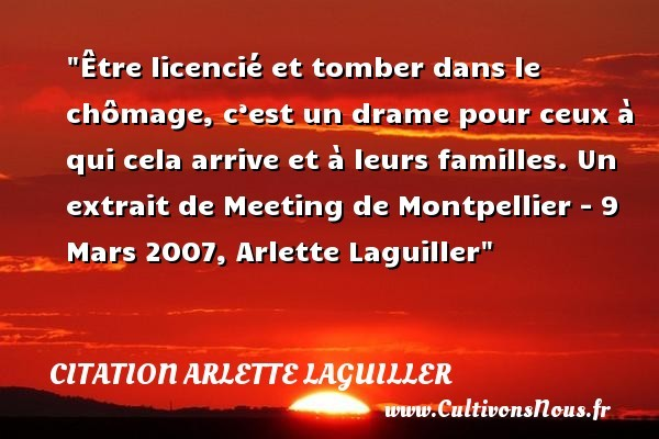 citation arlette laguiller