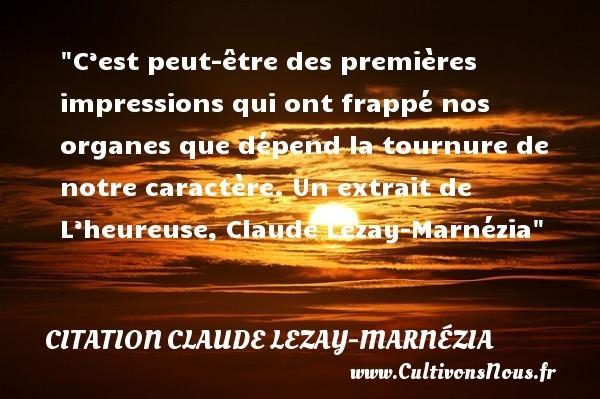 citation claude lezay-marnézia