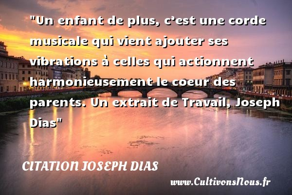 citation joseph dias