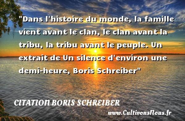 citation boris schreiber