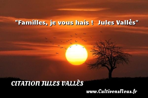 citation jules vallès