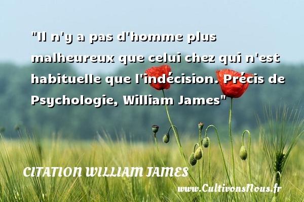 citation william james