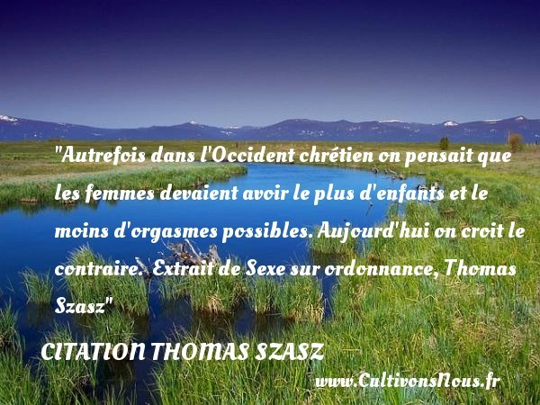 citation thomas szasz