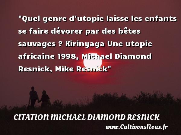 citation michael diamond resnick