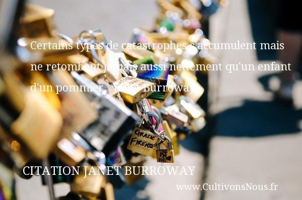 citation janet burroway
