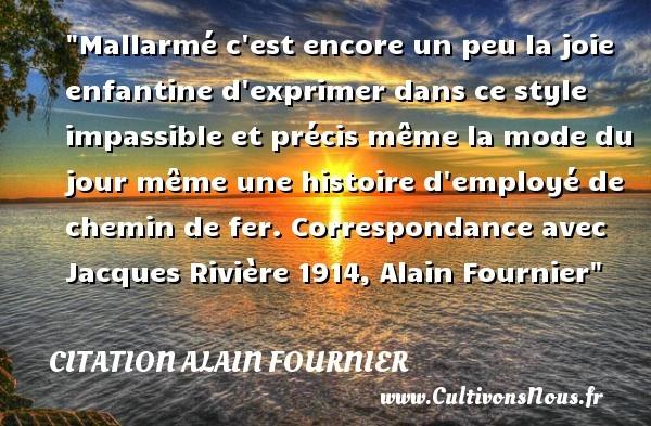 citation alain fournier