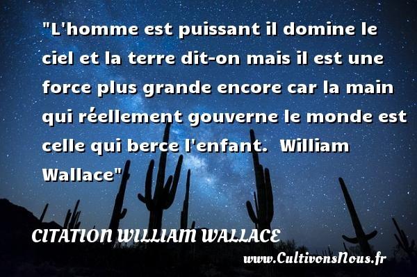 citation william wallace