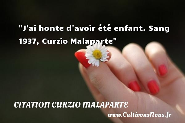 citation curzio malaparte
