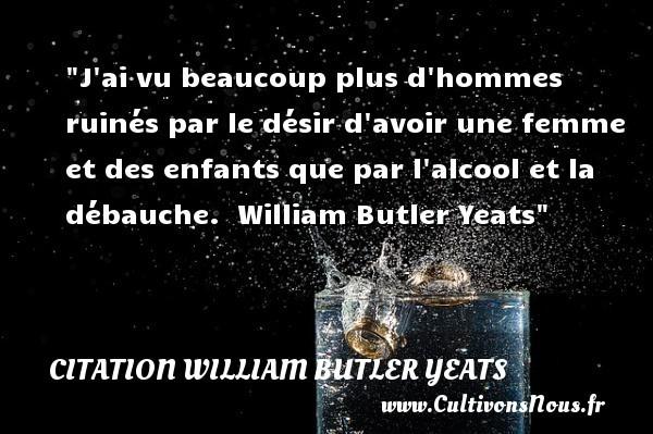 citation william butler yeats
