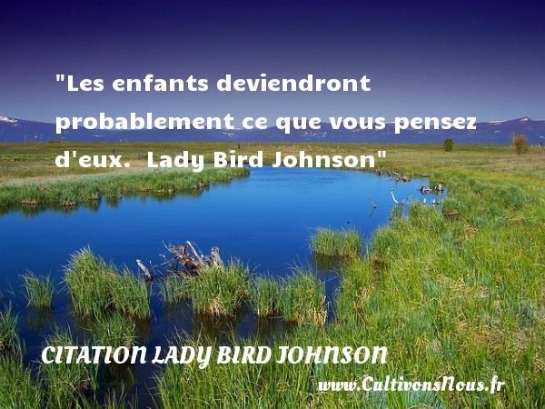 citation lady bird johnson