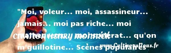citation henry monnier