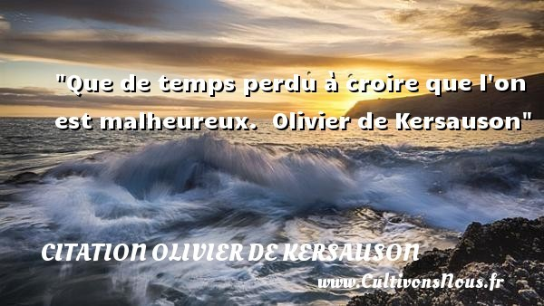 citation olivier de kersauson
