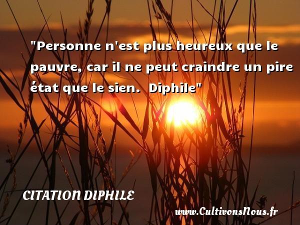 citation diphile