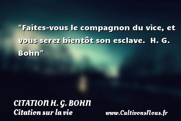 citation h. g. bohn