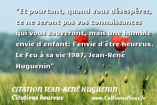 citation jean-rené huguenin