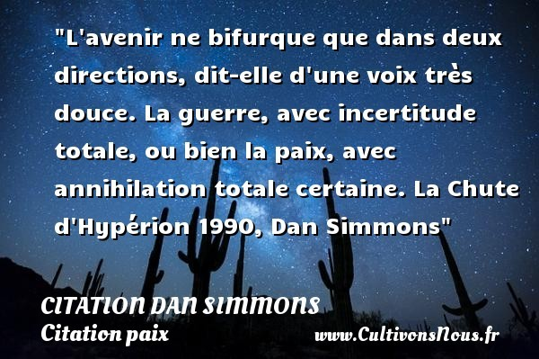 citation dan simmons