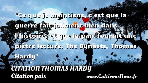 citation thomas hardy