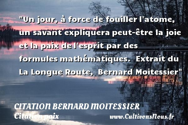 citation bernard moitessier