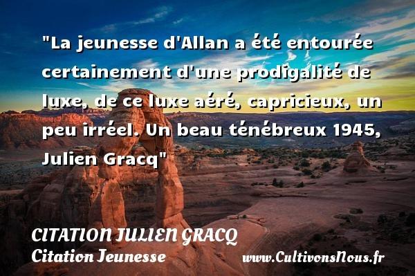 citation julien gracq