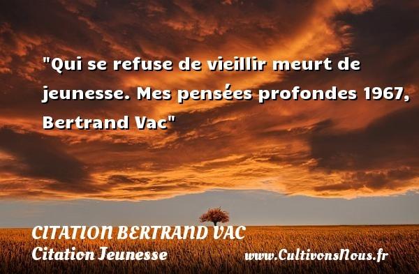 citation bertrand vac