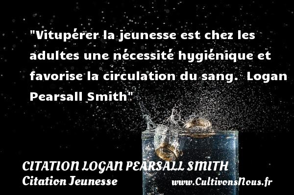 citation logan pearsall smith