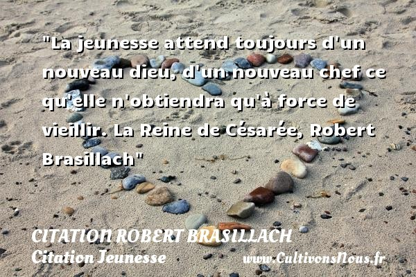 citation robert brasillach