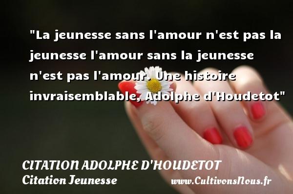 citation adolphe d'houdetot