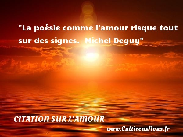 citation michel deguy