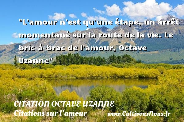 citation octave uzanne