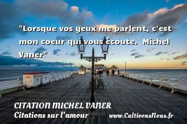 citation michel vaner