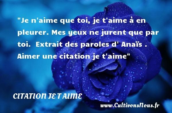 citation anaïs
