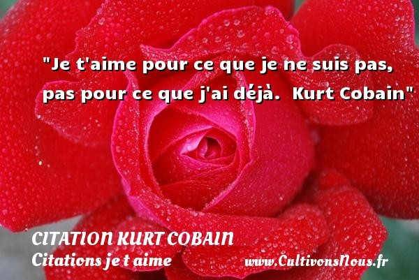 citation kurt cobain