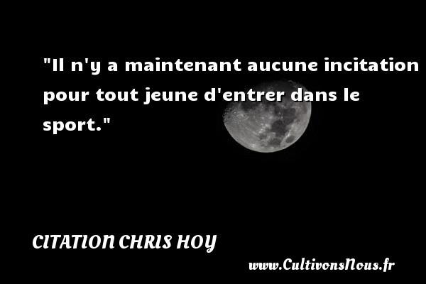 citation chris hoy