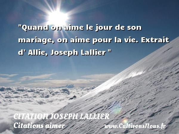 citation joseph lallier