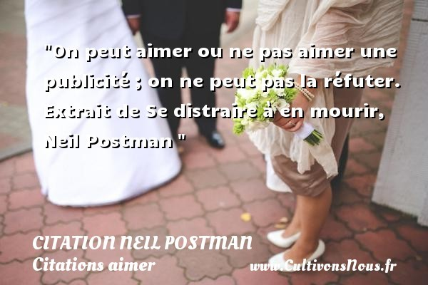 citation neil postman