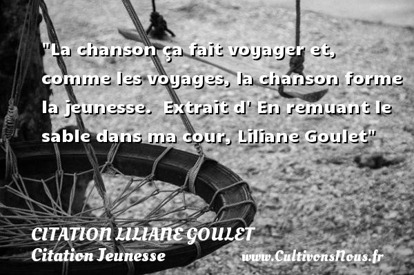 citation liliane goulet
