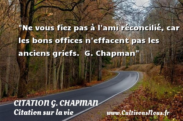 citation g. chapman