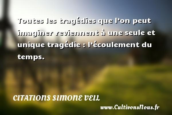 citations simone veil
