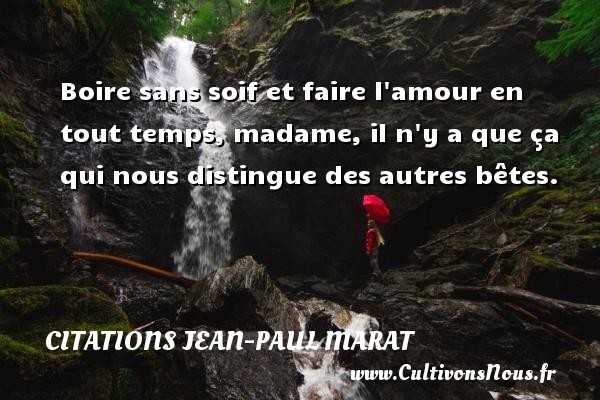 citations jean-paul marat
