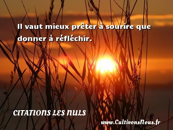 citations les nuls