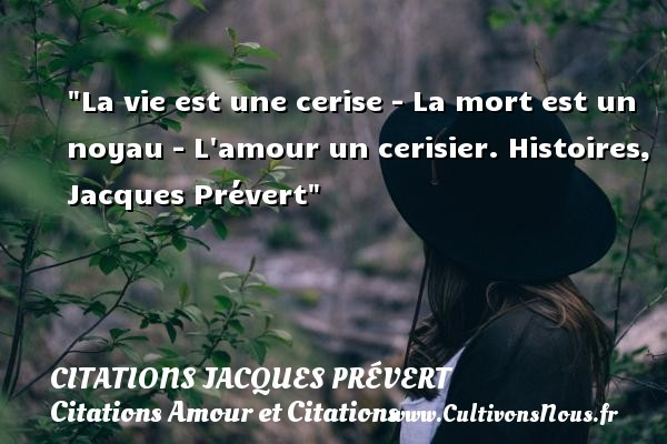 citations jacques prévert