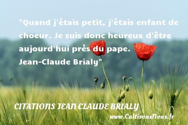 citations jean claude brialy