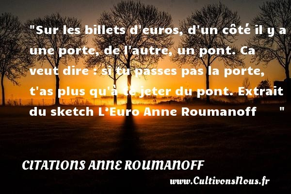 citations anne roumanoff