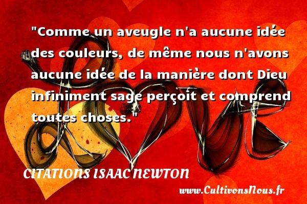citations isaac newton