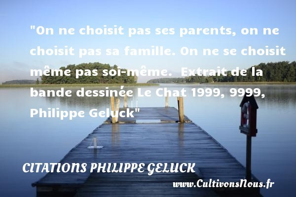 citations philippe geluck
