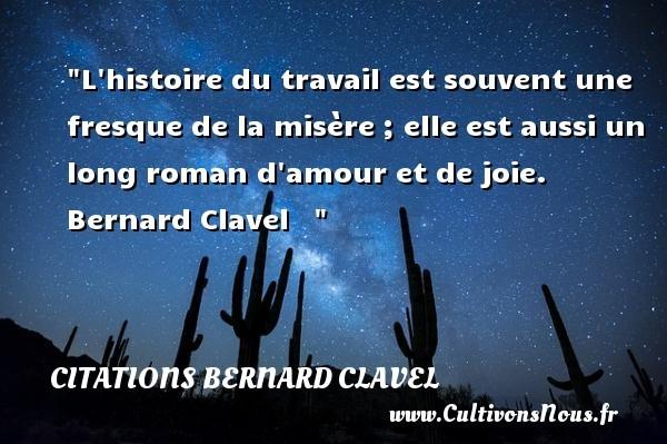 citations bernard clavel