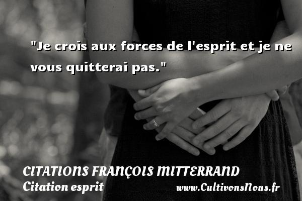 citations françois mitterrand